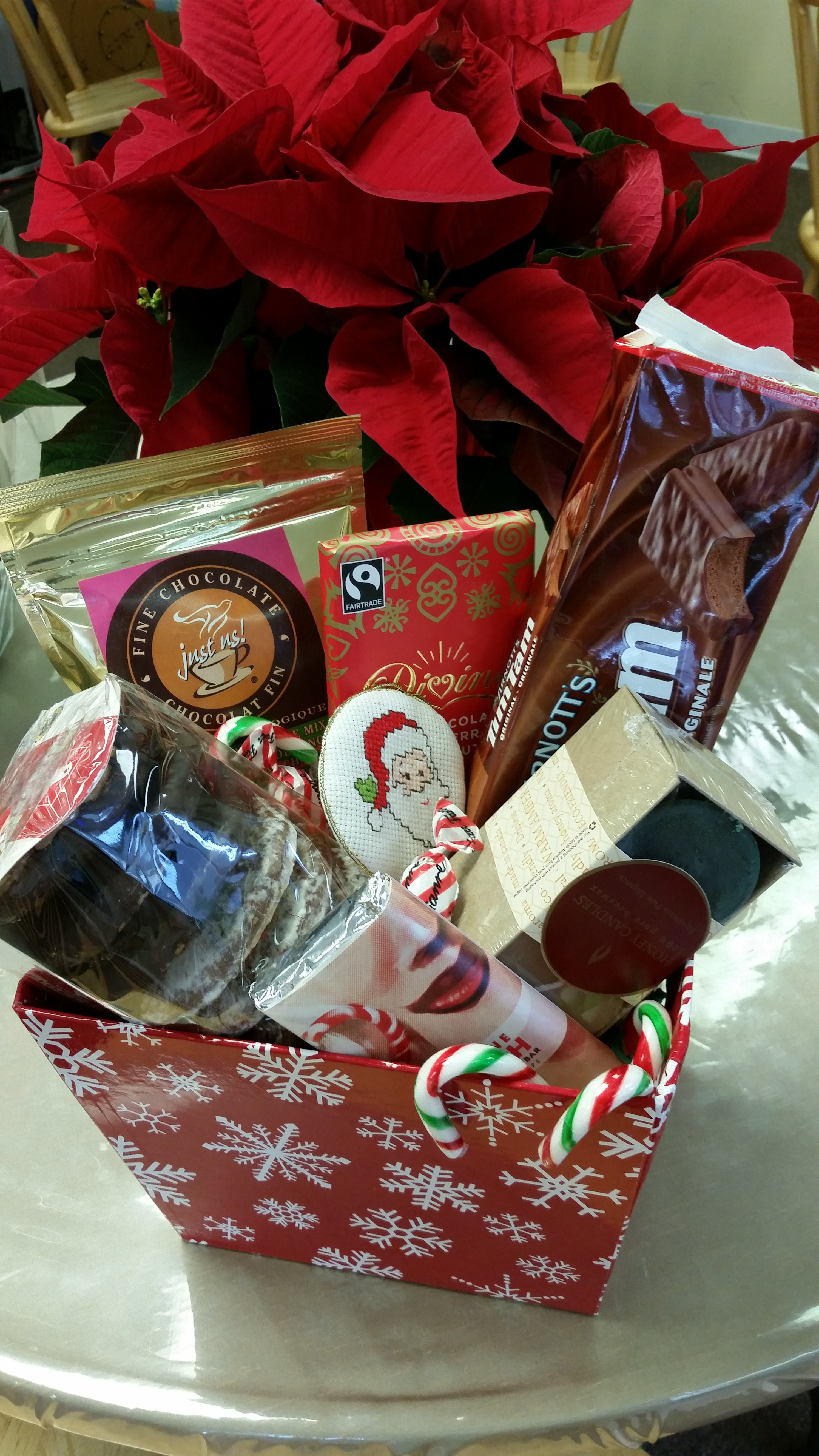 Gift Baskets  Candles