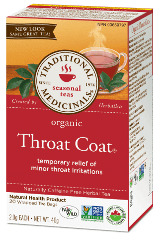 Throat Coat